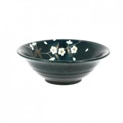 Bol japonais motifs fleurs de cerisier