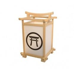 Lampe japonaise Tori