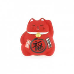 Chat Maneki neko rouge