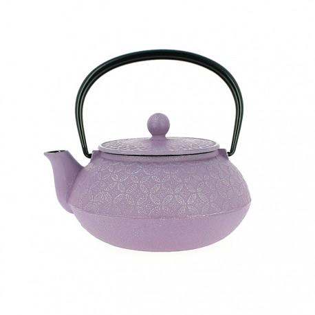 Théière classique 0,6 litre violet