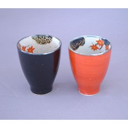 Duo de tasses Momiji