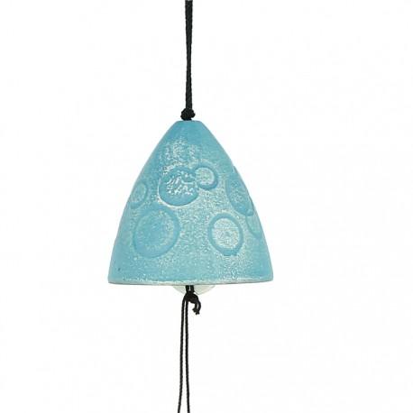 Clochette japonaise Furin bleue