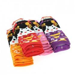 Chaussettes japonaises Tabi Kokeshi