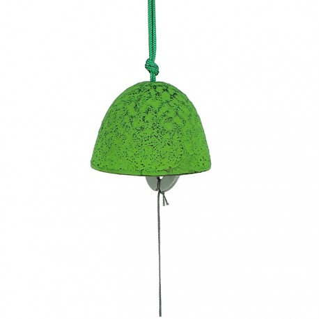 Clochette japonaise Furin verte