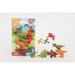 Gommes Dinosaures