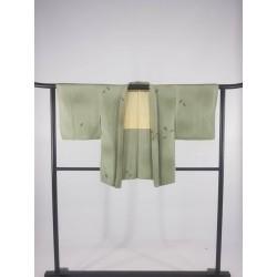 Veste Haori verte pour femme