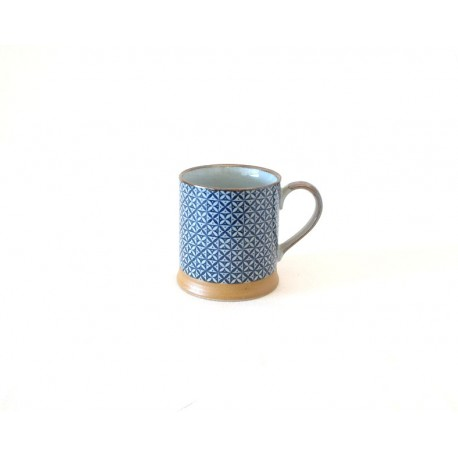 Mug japonais motifs étoiles