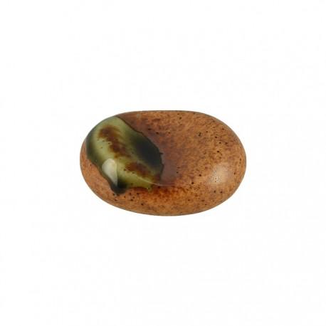 Repose baguettes brun et vert