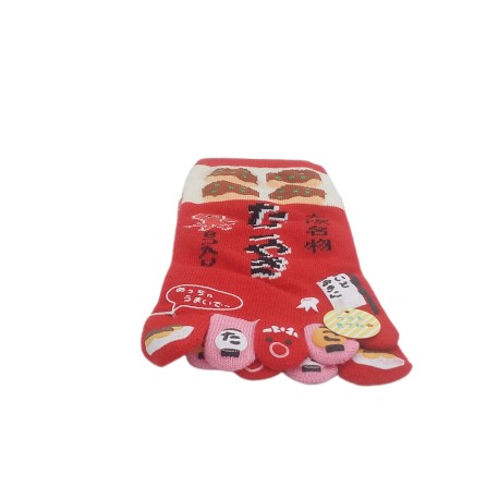 Chaussettes japonaises 5 doigts