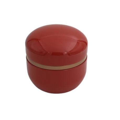 Boites à thé cérémonie rouge