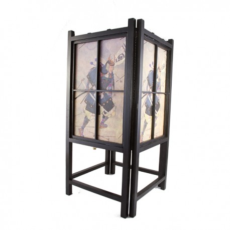Lampe japonaise Samourai