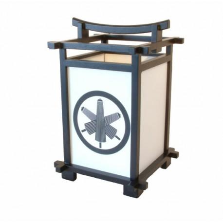 Lampe japonaise Ombrelles