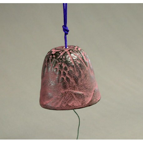 Clochette japonaise en fonte Furin