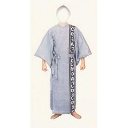 Yukata japonais pour homme kanji