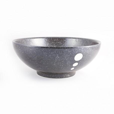 Grand bol à ramen en céramique japonaise