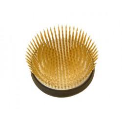 Kenzan japonais pour l' Ikebana aux pointes évasées 7 cm