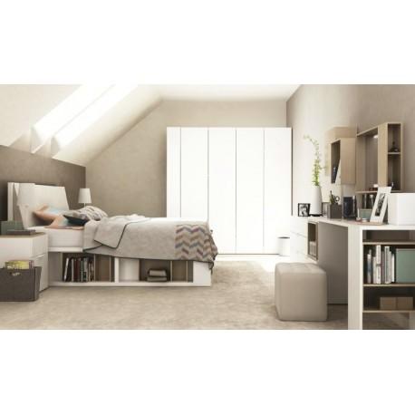 Lit Anata chambre complète