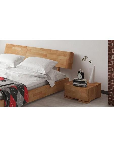 Chevet pour lit japonais Mawari