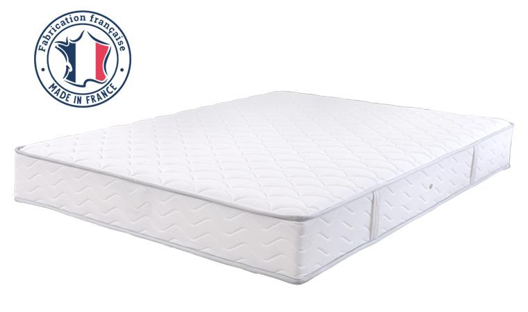 Matelas confortable pour pack de lit Kobe bas naturel