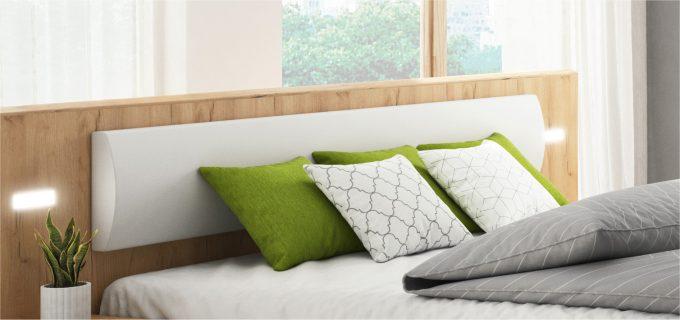 Tête de lit pour lit Kumo