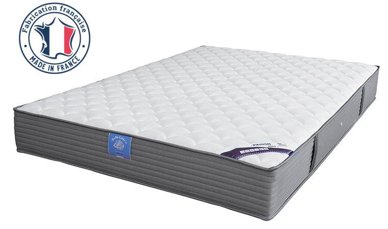 Matelas pour pack de lit Shizen naturel bas